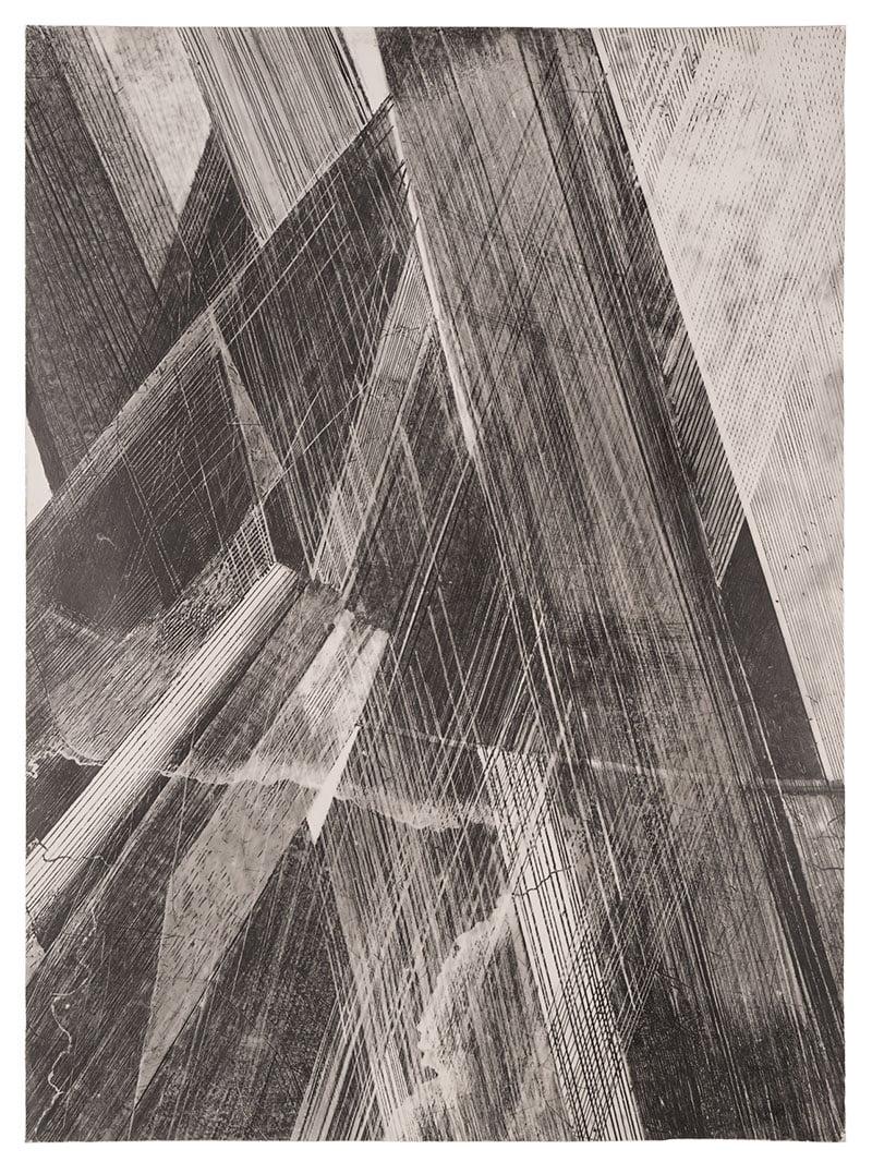 Kompozycja heliograficzna, ok. 1936–1937