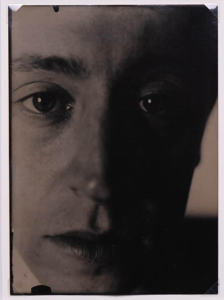 Artur Rubistein, c. 1913-1914odbitka żelatynowo-srebrowa na papierze fotograficznym, 17.8 x 12.9 cm